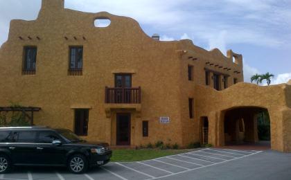 Curtiss Mansion Historical Restoration