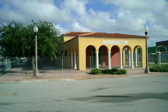 Hialeah Train Station